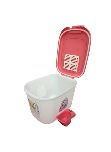 JBL Cat Idea Mama Saklama Kabı 15 Kg Pembe Renkli